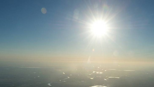 The BEST study found that the Earth's land has warmed by 1.5 degrees Celsius in the past 250 years.