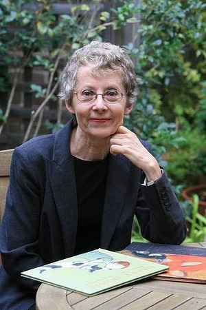 Children's author Margaret Wild.