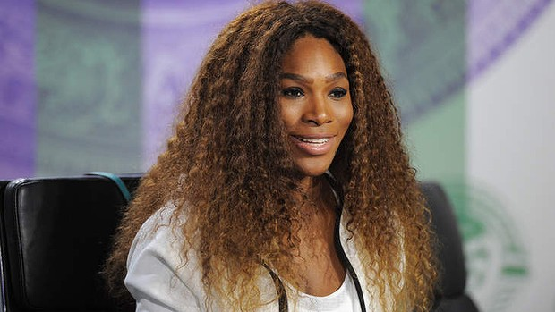 Apology: Serena Williams.