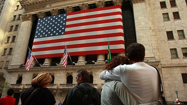 Deadline looming: There are fears the United States will hits its debt ceiling next month.