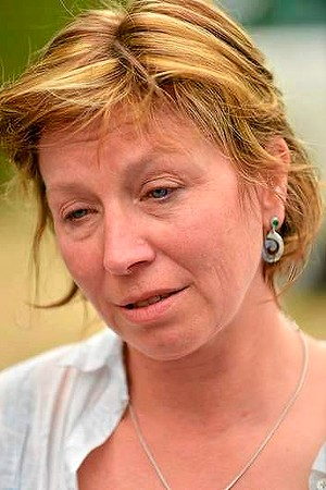 Rosie Batty, mother of Luke, talks to the media about her son and his troubled father who killed him.