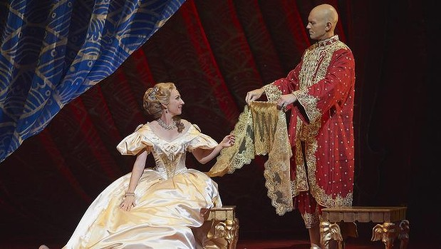 Musical stars: Opera Australia and John Frost's <em>The King and I</em> took home Best Musical.