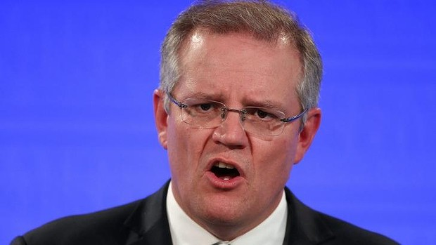 Onshore option: Immigration Minister Scott Morrison on Wednesday.