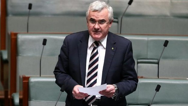 Former long-serving federal bureaucrat turned MP, Andrew Wilkie,  voted against the new laws.