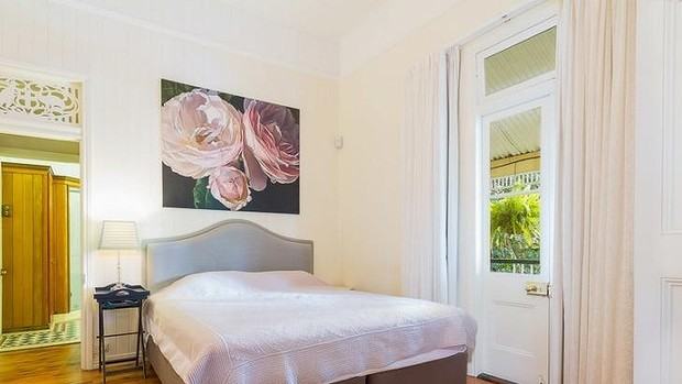 Kevin Rudd would have dreamed big dreams for the nation in this bedroom.