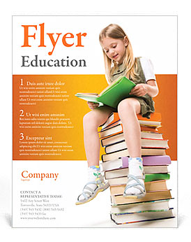 Education Flyer Templates And Designs For Download