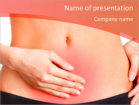 Gynecology Disease Powerpoint Template Infographics Slides