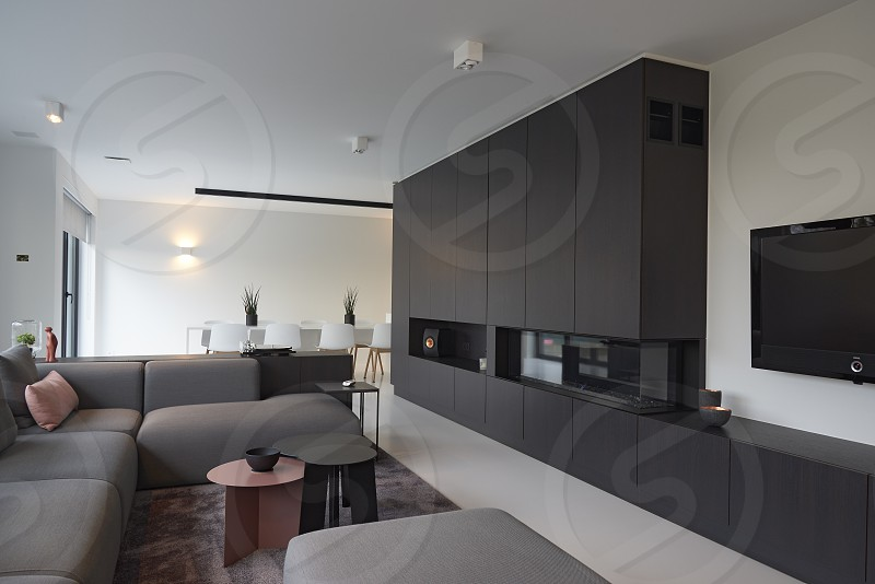 Modern Luxury Designer Living Room By Sash Alexander Photo Stock Snapwire