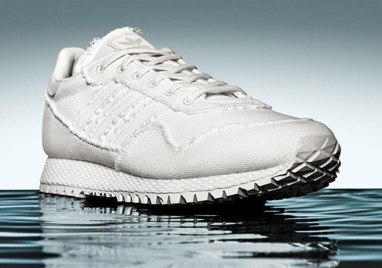 Daniel Arsham x Adidas New York