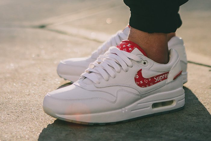 Supreme x Louis Vuitton x Nike Air Max 1