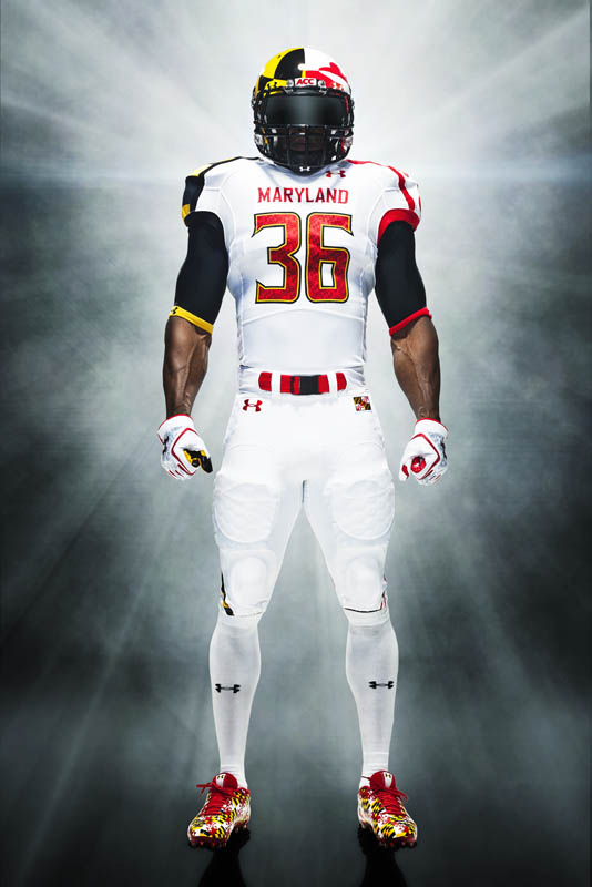 A Detailed Look At Under Armours University Of Maryland