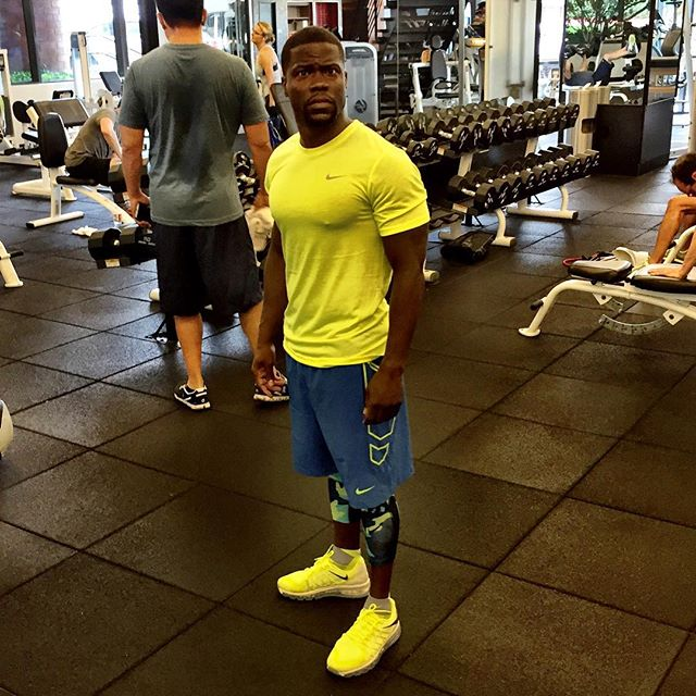 Kevin Hart Nike Shoes