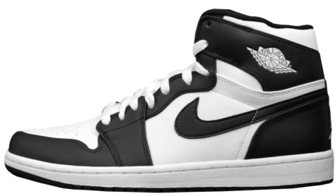 Air Jordan 1 High Retro CDP Black White