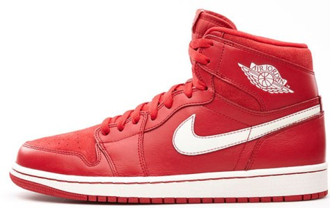 Air Jordan 1 Retro High OG Gym Red Sail