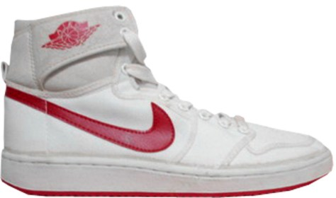 Air Jordan 1 High KO OG White Red