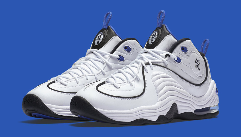 Penny 2 White Blue