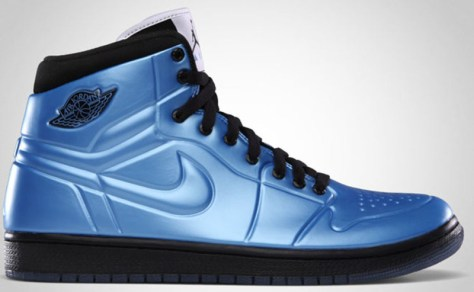 Air Jordan 1 High Retro Anodized University Blue Black White