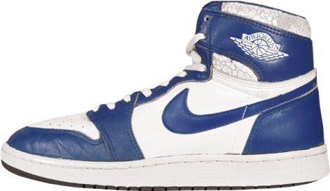 Air Jordan 1 High OG White Blue