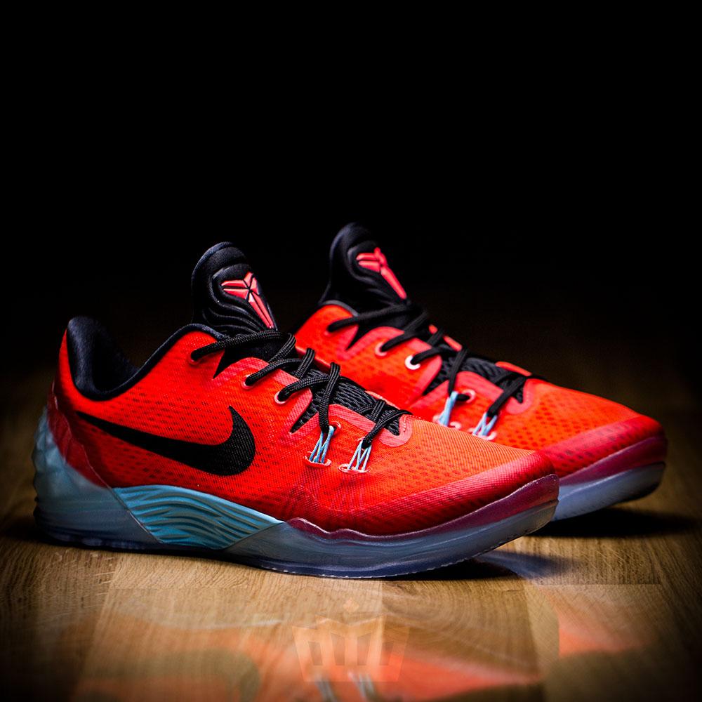 Kobe First Shoe Adidas
