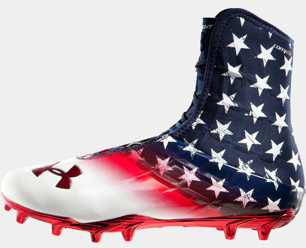 Under Armour Cam Newton Cleats