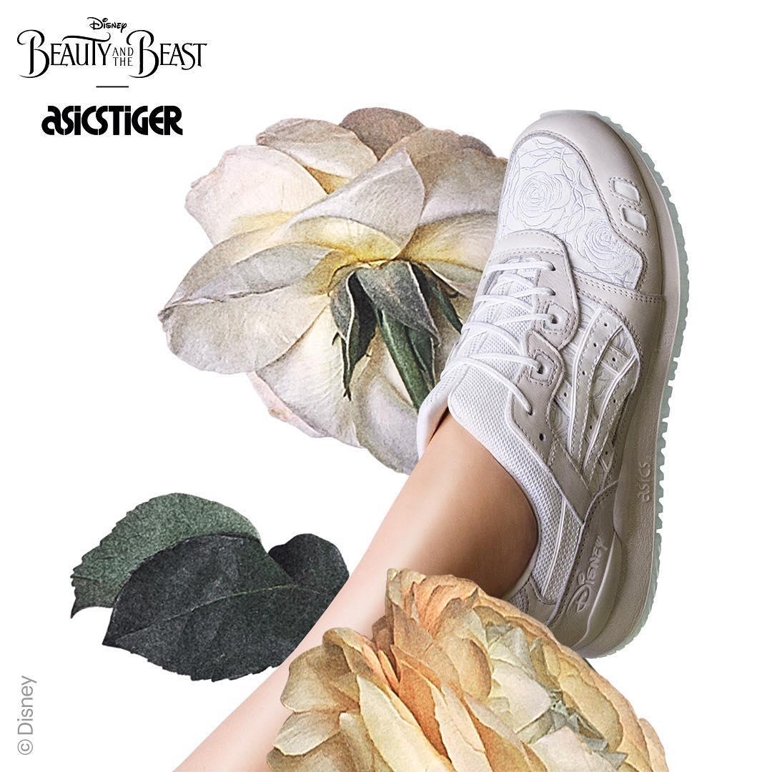 Disney Asics Beauty Beast Gel Lyte III Sneakers (1)