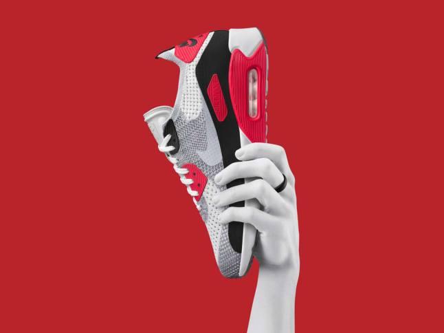 Nike Air Max 90 Ultra Flyknit