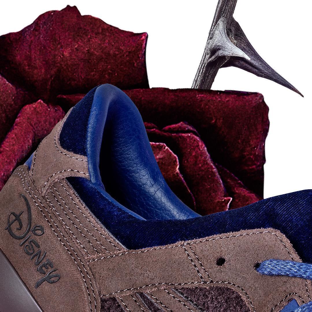Disney Asics Beauty Beast Gel Lyte III Sneakers (5)