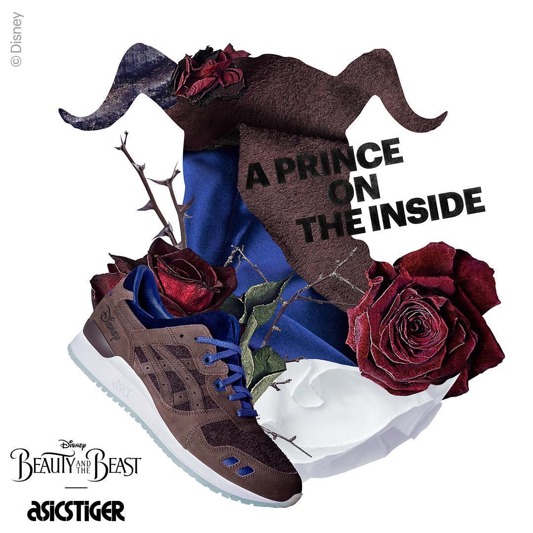 Disney Asics Beauty Beast Gel Lyte III Sneakers (6)