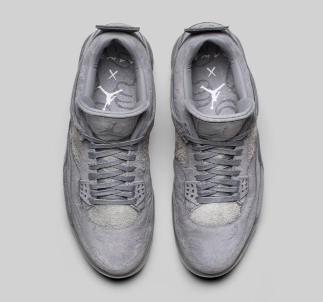 Air Jordan 4 Kaws Top
