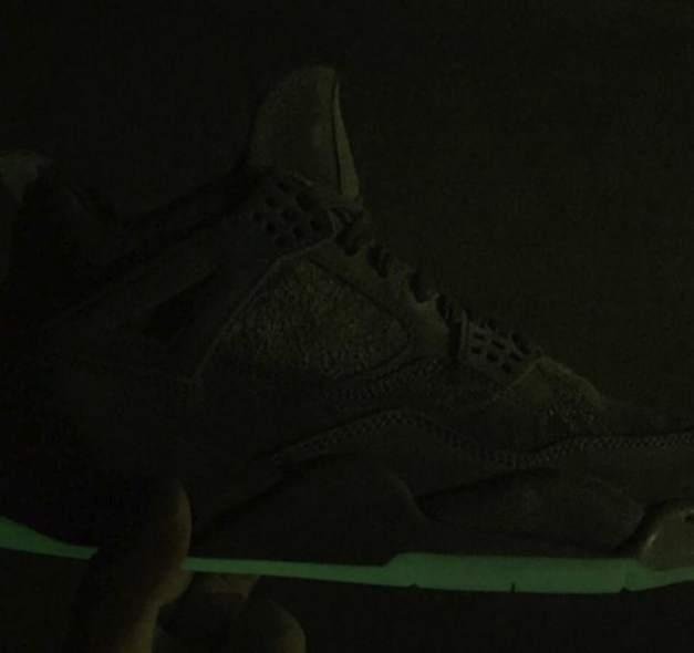 Kaws Jordan 4 Glow in the Dark