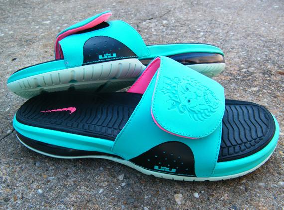Nike Air LeBron Slide - South Beach
