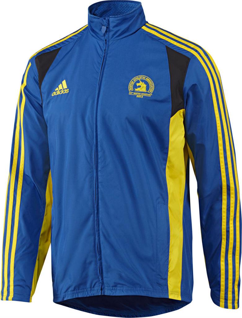 Adidas Unveils Official 2013 Boston Marathon Collection