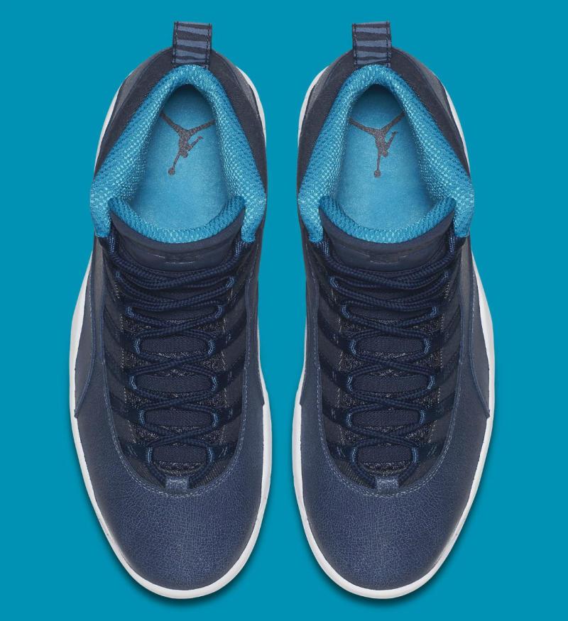 Air Jordan 10 LA Los Angeles Release Date 310805-404 (5)