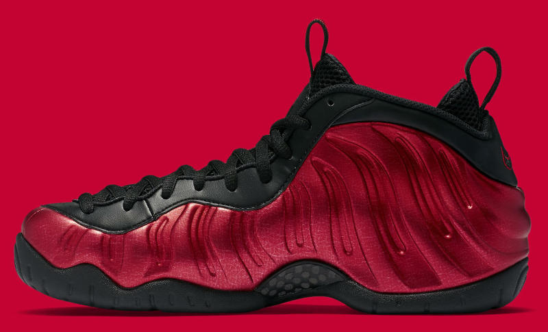 Nike Foamposite Pro Ben Gordon Red 624041-604 (3)