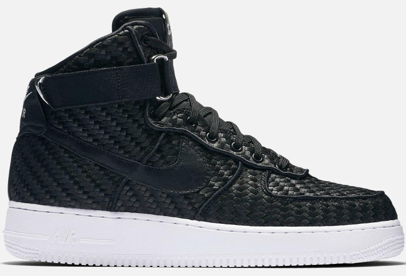 Nike Air Force 1 High Woven Black