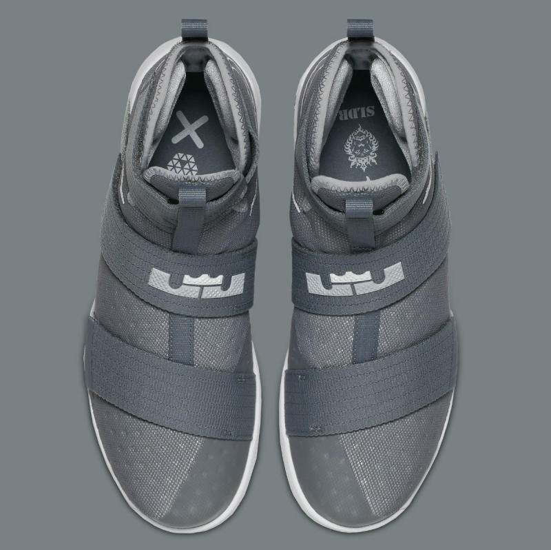 Nike LeBron Soldier 10 Cool Grey (5)