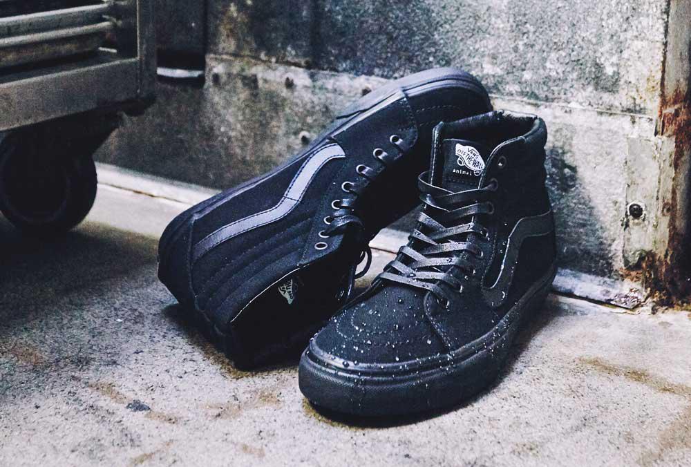 Kitchen Vans Shoes