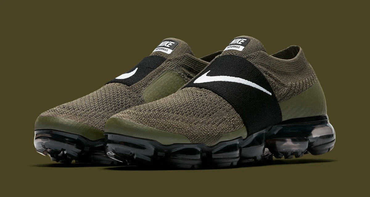 203a015b6638 Nike Air Vapormax Flyknit Moc Multicolor Where To Buy (12) - Modern ...