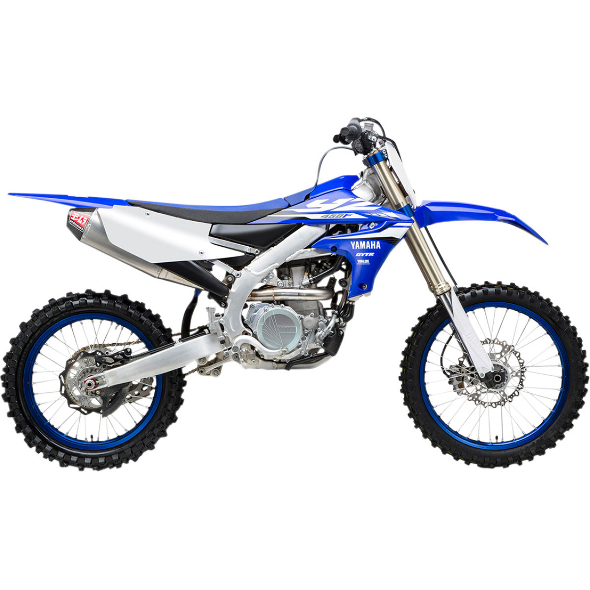 yoshimura rs 4 full exhaust for yz450f 18