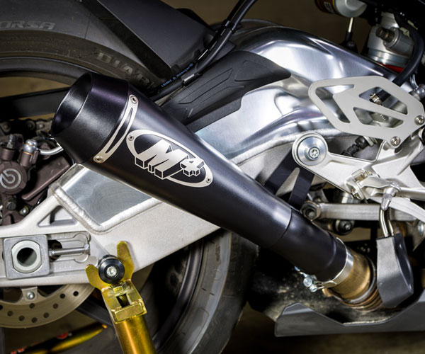 m4 gp series slip on exhaust for s1000rr 15 16