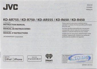 kdr750?resize\=340%2C243\&ssl\=1 jvc car stereo kd r740bt wiring diagram wiring diagram jvc kd-r740bt wiring diagram at bayanpartner.co