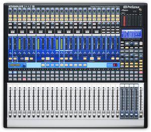 Presonus Studiolive 24 4 2 24 Ai X 4 X 2 Digital Mixer