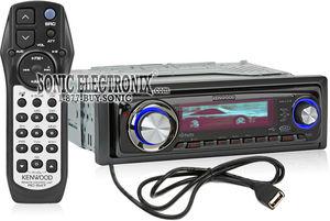 Kenwood KDCMP638U  Blog | Sonic Electronix