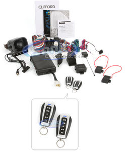 Clifford IntelliGuard770 (cli919621) 1Way Vehicle Security