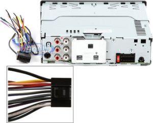 JVC KDHDR70 (KDHDR70) CDMP3 Car Stereo  KSBTA100