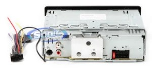 Kenwood KDC152 SingleDin Car Stereo w 35mm Aux Input