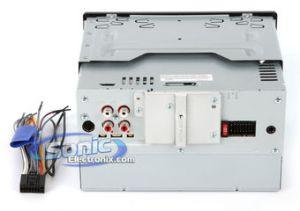 JVC KWR500 DoubleDIN InDash Car Stereo w Pandora Integration