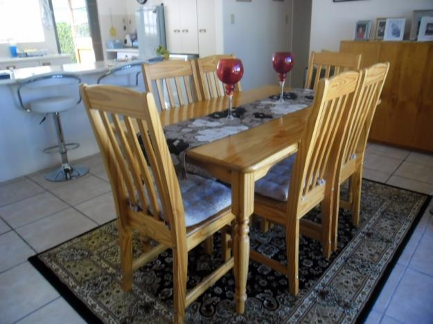 Olx 3setter Sofa Set Prices : pinetableand6chairsexcellentconditioncushions19262737 from snafab.com size 625 x 469 jpeg 51kB
