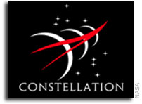 NASAs nifty Constellation logo