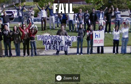 Work for Google, put messages in Street View